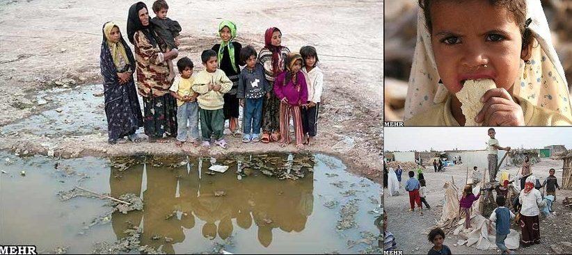 نمایش 3000000 دلاری از جیب مردمی که آب خوردن هم ندارند!