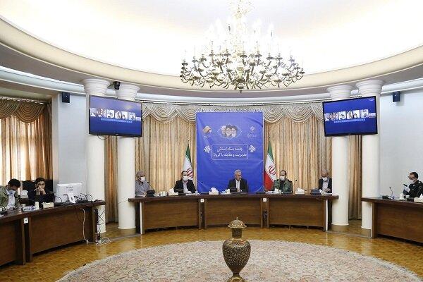 در جلسه ستاد استانی مقابله با کرونا نحوه اجرای طرح فاصلهگذاری هوشمند در آذربایجان شرقی بررسی شد